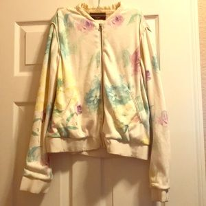 Dolce Vita Floral Sweater